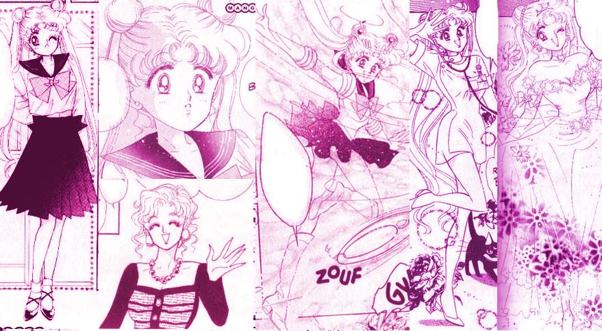 Evolución del estilo del manga 45b61addf9347384f41b3845bc6997a8