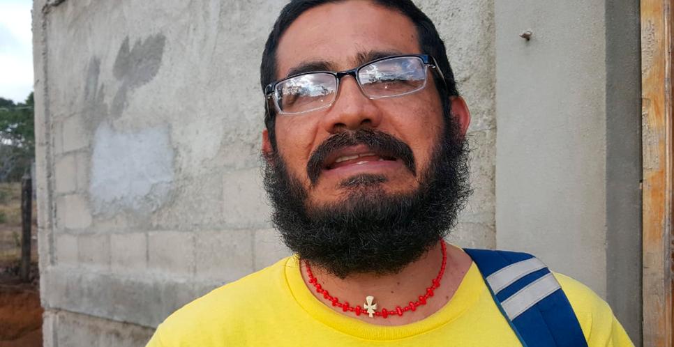 Nuevo sacerdote en Las Sabanas