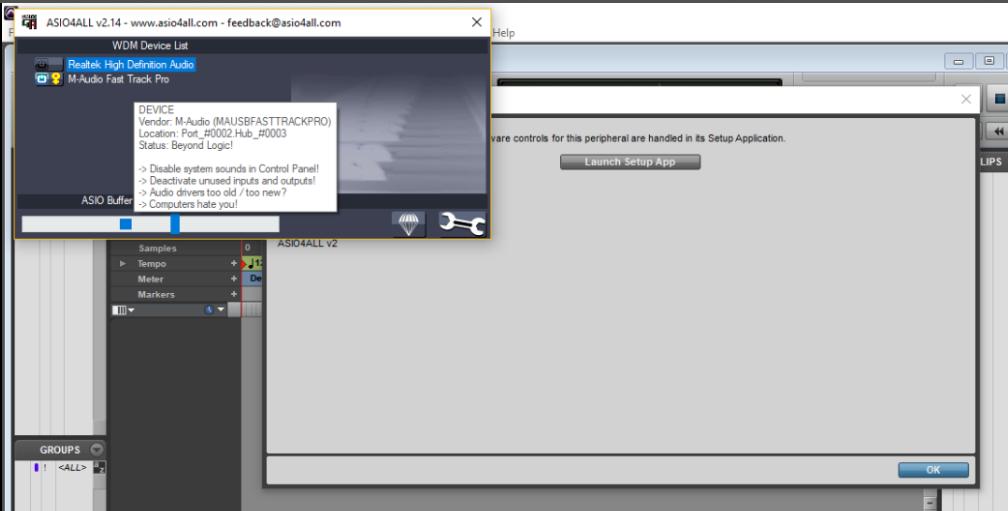 AAE Error -9178 - Avid Pro Audio Community