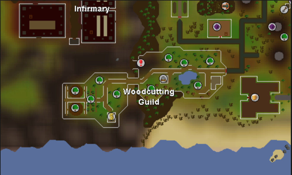 Old School Runescape Woodcutting Guide | Asdela
