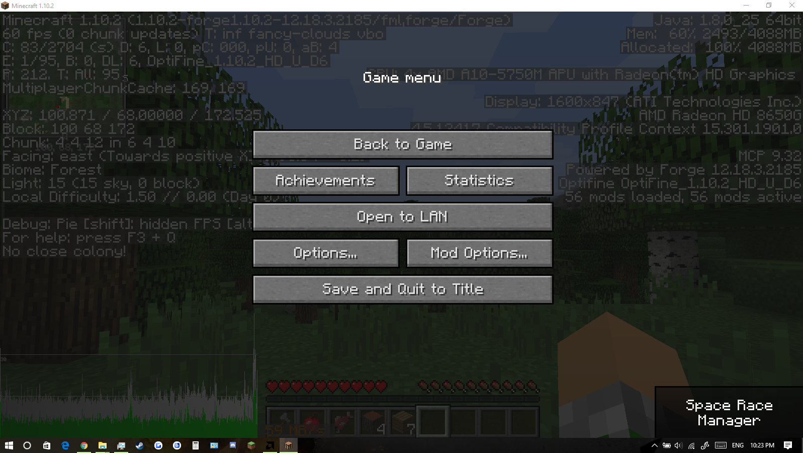 Details on how to remove lags in Minecraft
