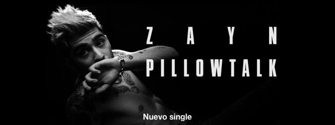 ZAYN - PILLOWTALK - Single (Explicit Version) [iTunes Plus AAC M4A] (2016)