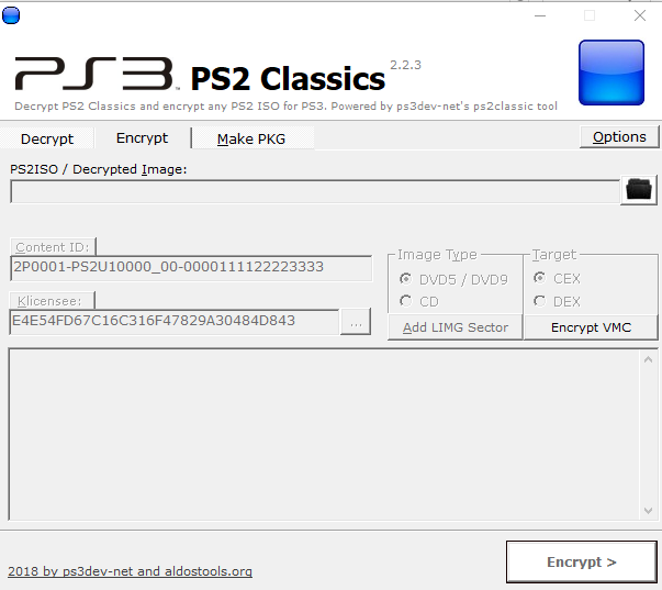 PS3 - [TUT] How to convert PS2 ISO Backups to PS2 Classics