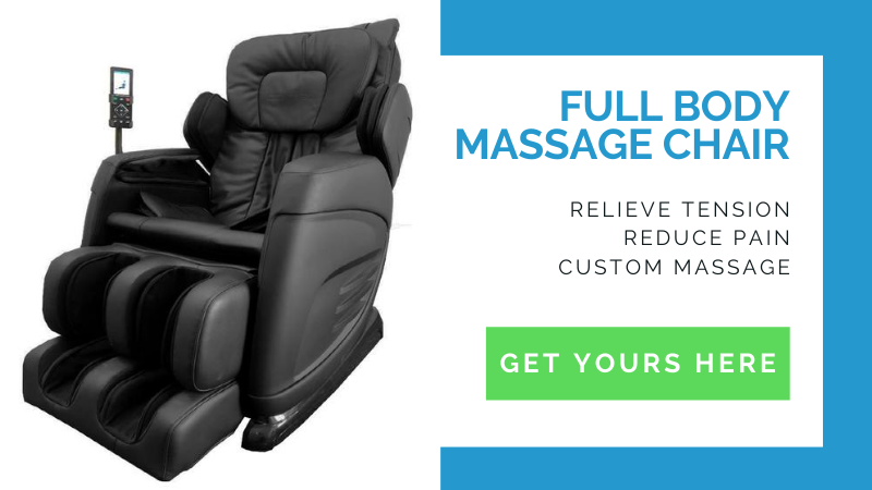 Slabway Full Body Shiatsu Massage Chair