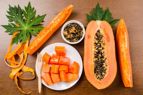 papaya natural
