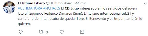Sigue la fuga de cerebros en el CD Lugo 4b0fa6e7291c0dd1f645f11ed534a83e