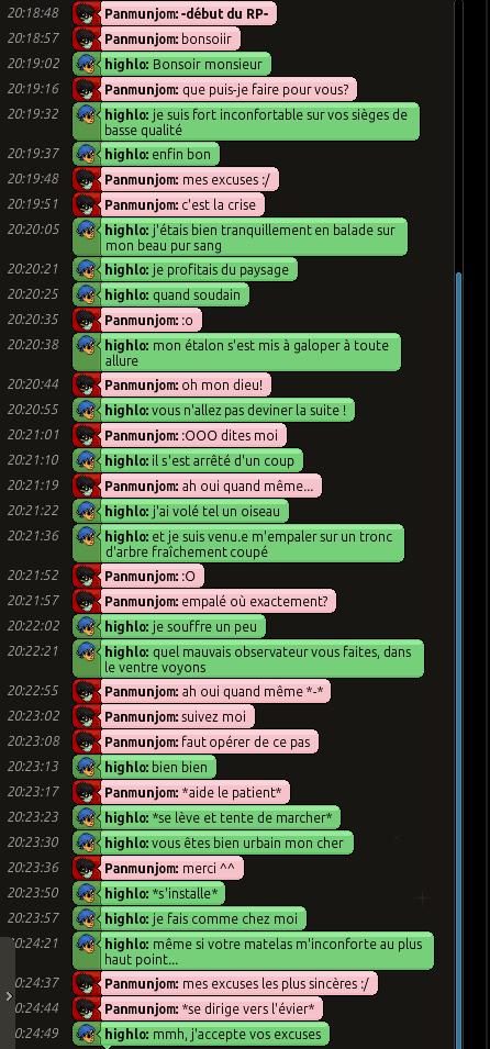 [C.H.U] Rapports d'actions RP de Panmunjom - Page 4 4b6820412c44511edca51759fd13a889