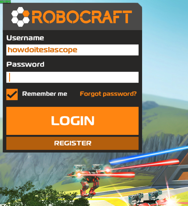 ROBOCRAFT | Topic: Steam log-in option in Robocraft ...
