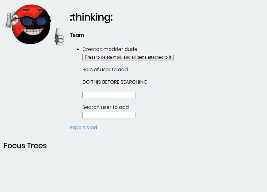 Error Message when Creating Tree - HOI4 Modding