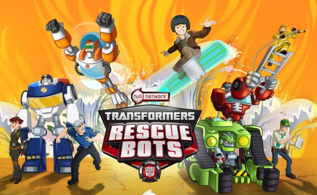 Transformers: Rescue Bots (Transformatorii Salvatori) – Online Dublat In Romana