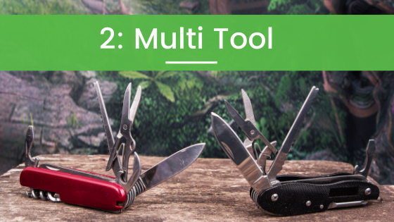 Multi Tool for Hiking