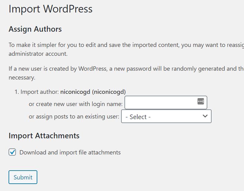 Cara Pindah Blog Dari WordPress.com ke WordPress.org (2020) 12