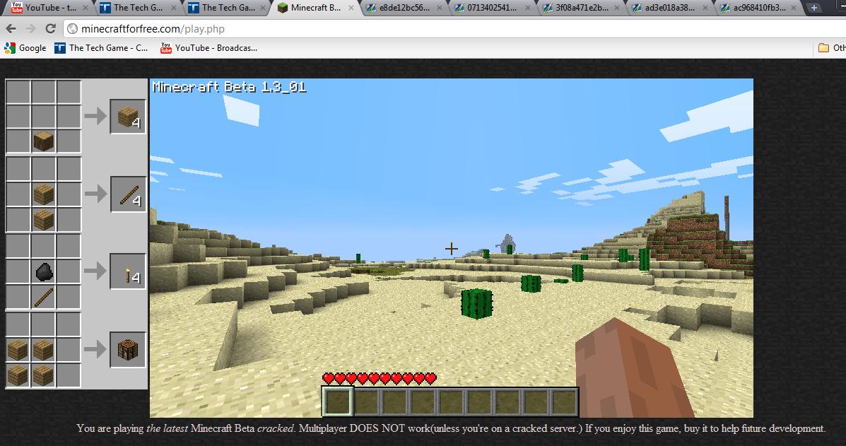 Download minecraft pc gratis v1. 13. 1 cracked [multiplayer] | yasir252.