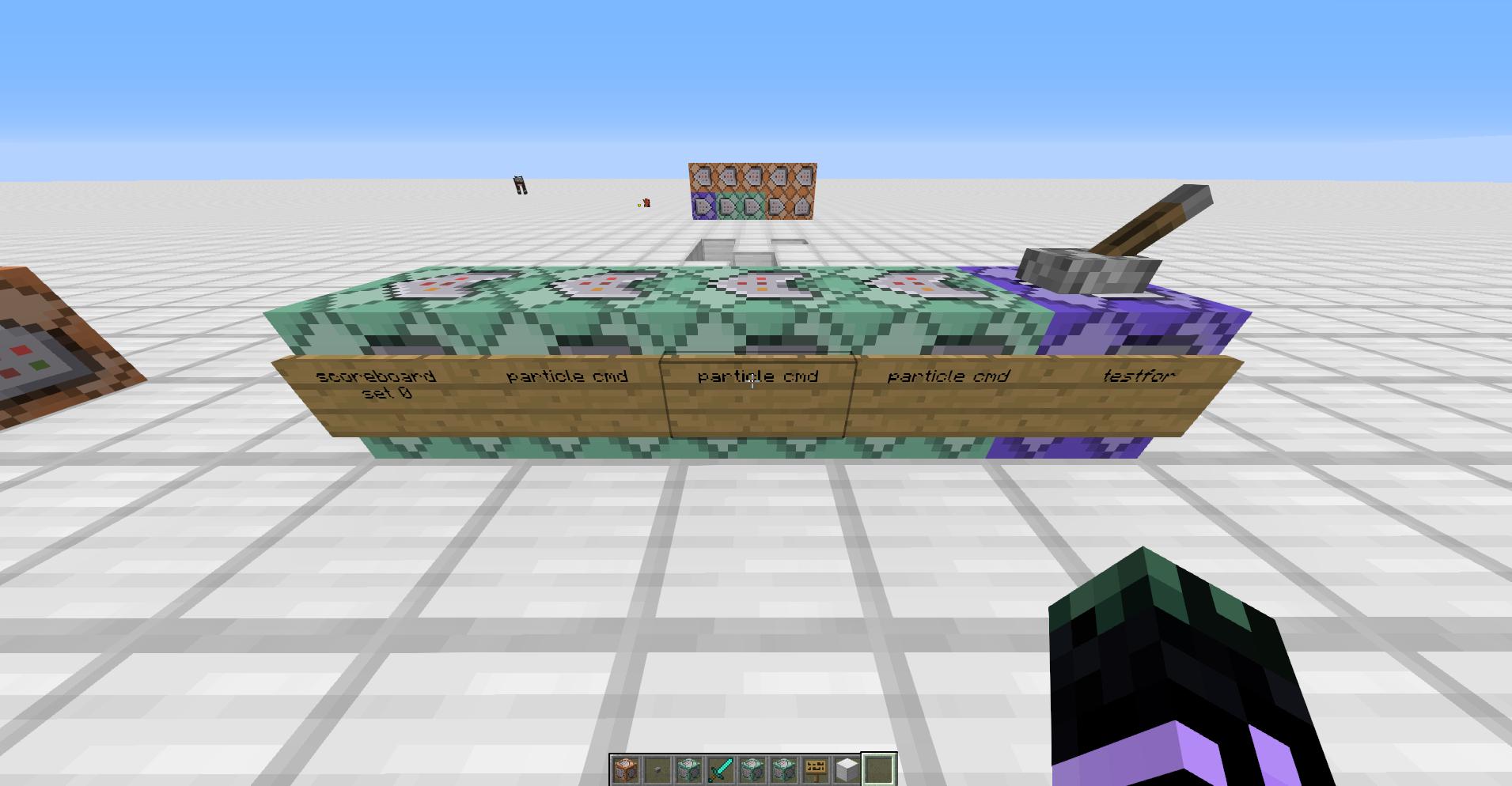 cmdblock setup