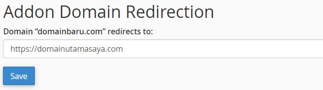 Cara Menambahkan Domain Baru ke Hosting atau Addon Domain (2020) 9