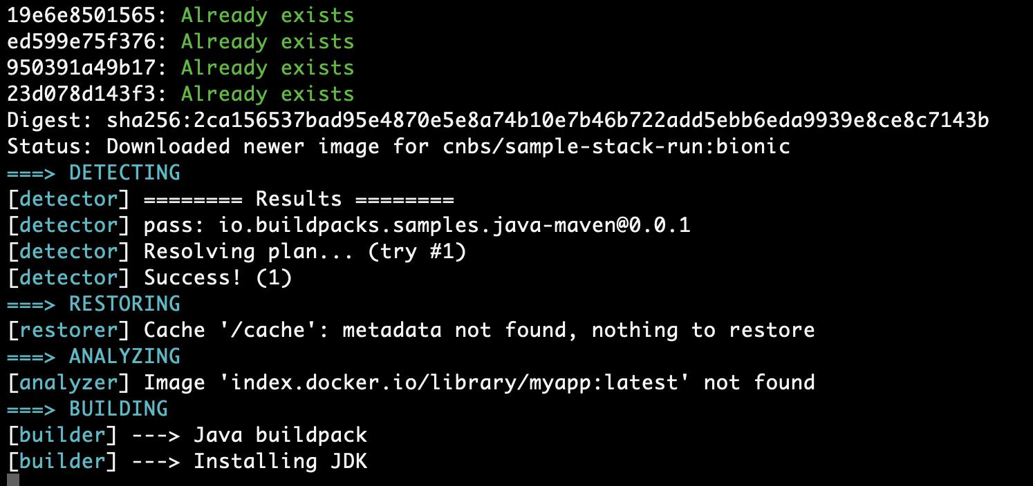 Java 環境の構築