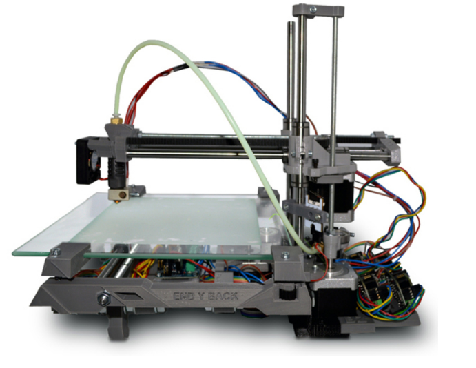 Готовые 3D принтеры KIT 3D MC3 Stealth printer
