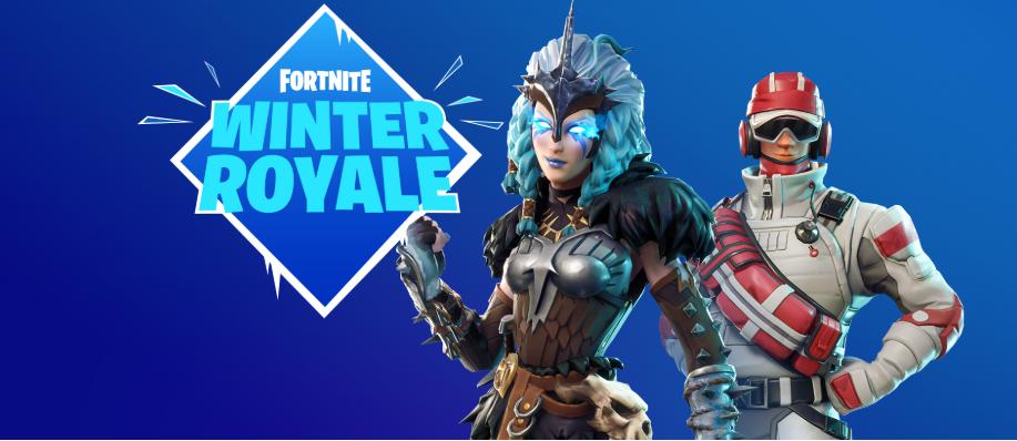 Fortnite: Winter Royale tendrá torneo tanto en NA como en EU.