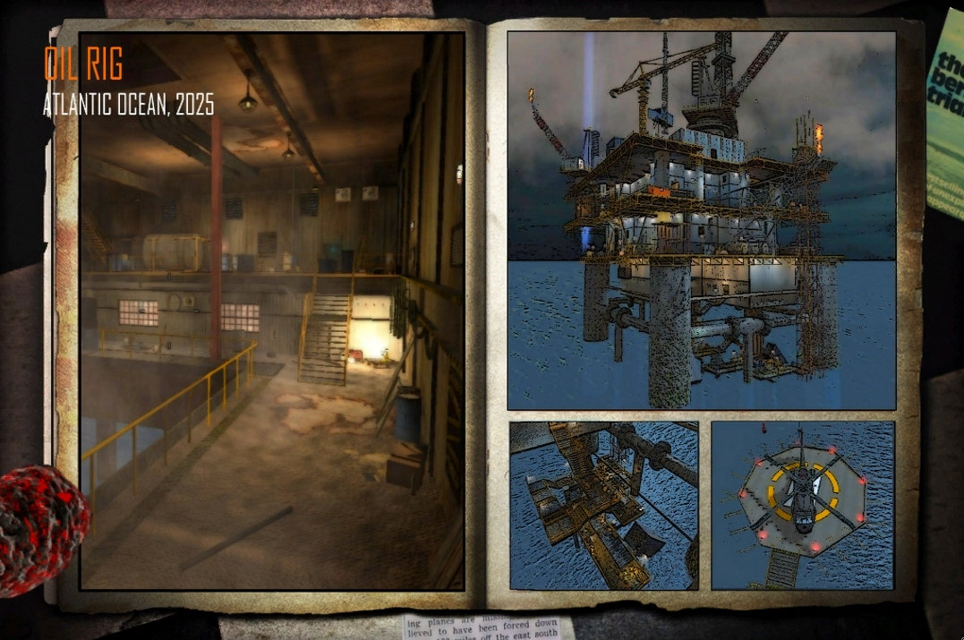 Oil Rig (T4M/BO3 Update) in Map Releases - Page 1 of 30