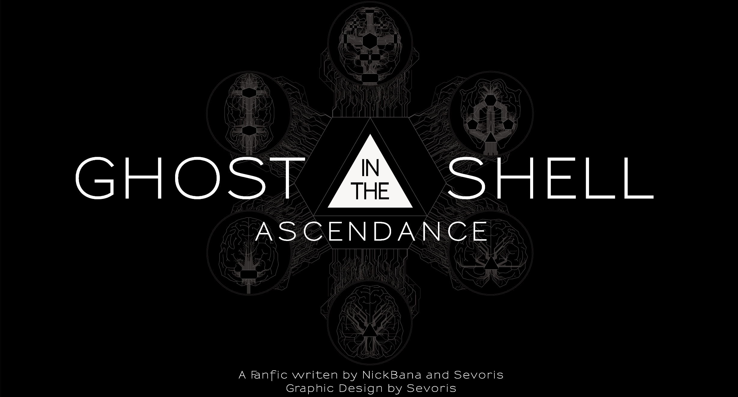 1ae3a4b5 Ghost in the Shell: Ascendance [ GitS / ME AU ] - Crossover ...