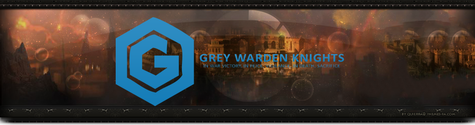 The Grey Wardens RuneScape Clan