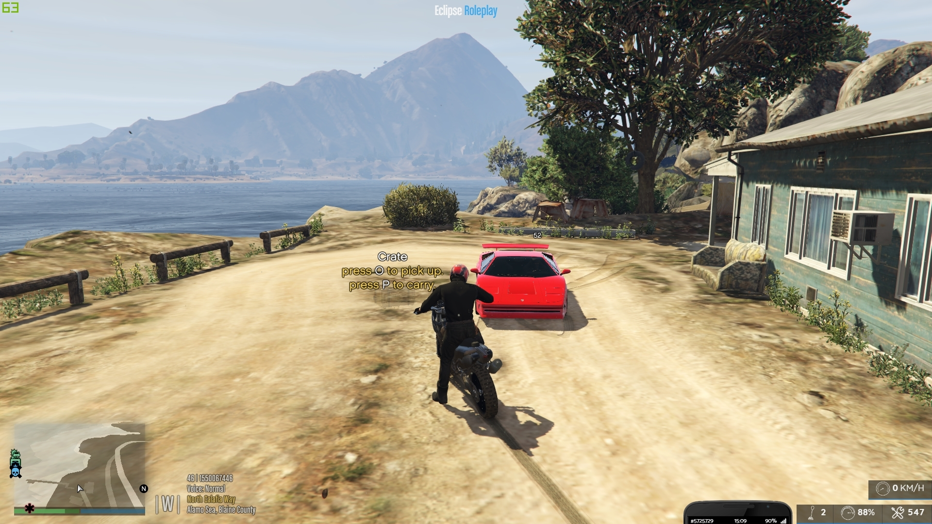 Eclipse-RP - GTA V Roleplaying Server