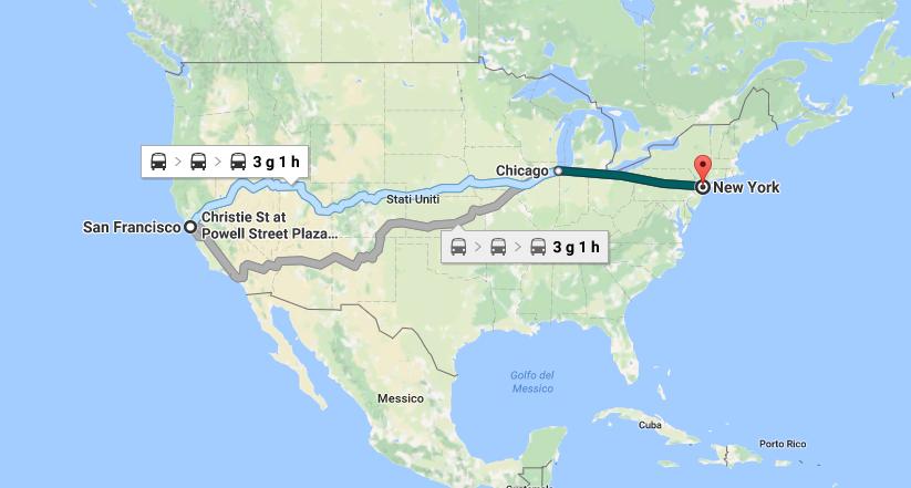 Viaggio San Francisco - New York con Amtrak!