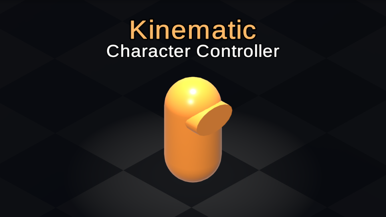 Released] Kinematic Character Controller - Unity Forum