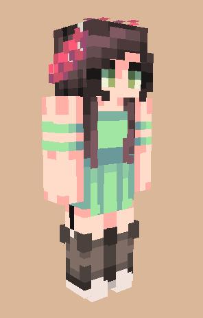 Amber Napier 🚀 Minecraft Skin