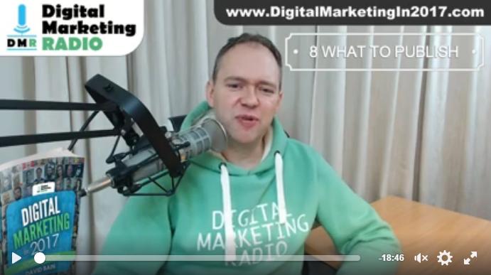 Kris Reid Talks on Digital Marketing Radio with David Bain