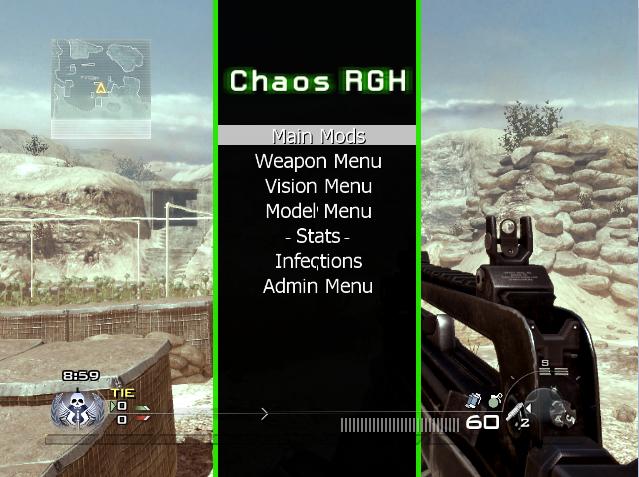 Release] modern warfare 2 best gsc mod menu r3fl3x v2 by xepixtvx.