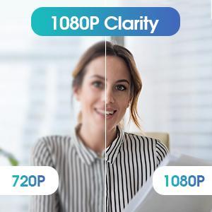 HD 1080P usb Webcam is much better than 720P