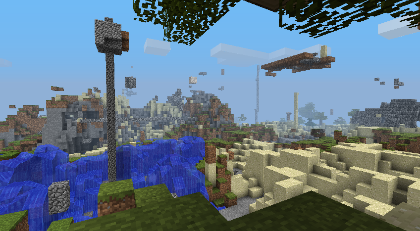 2b2t Spawn In 2011 From The Original Facepunch Thread 2b2t