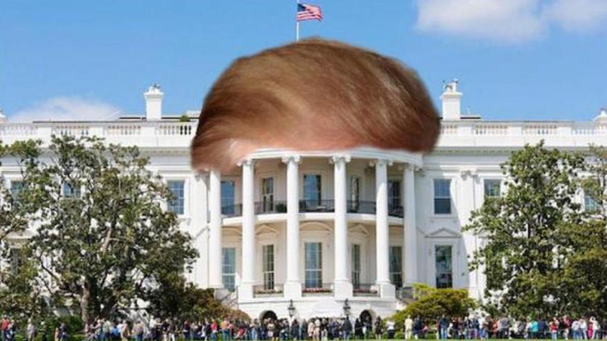 ドナルド・トランプが大統領になったらホワイトハウスはこうなる? 11