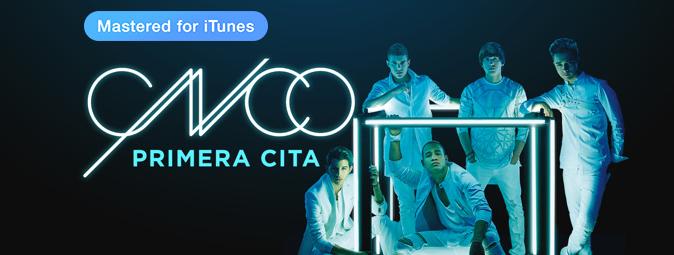 CNCO - Primera Cita [iTunes Plus AAC M4A] (2016)