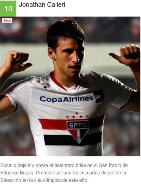Los 10 nombres para renovar la Selección Argentina