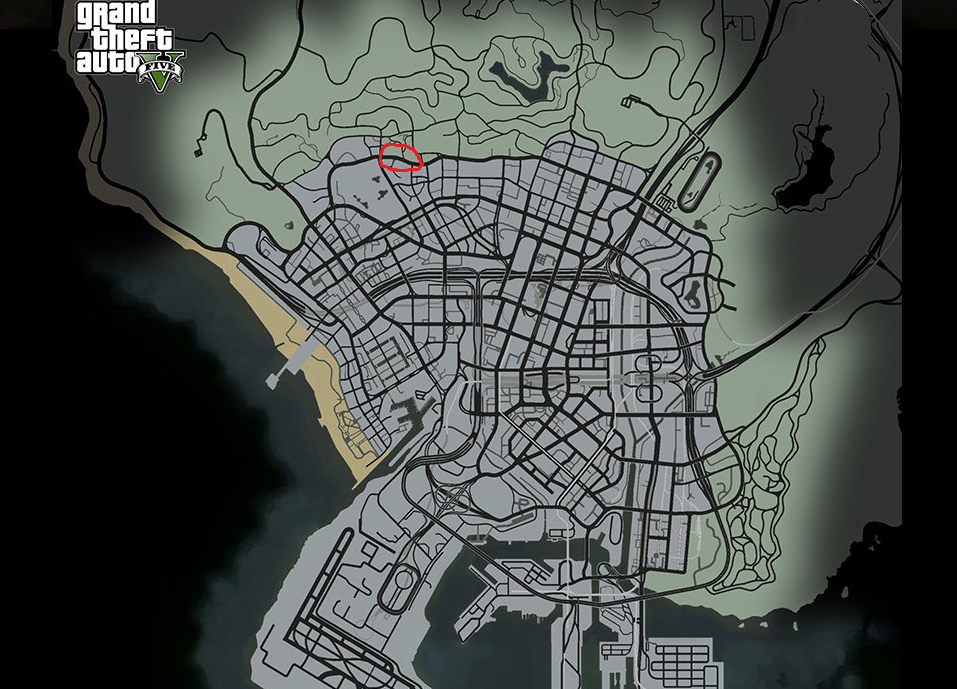 gta 5 casino location