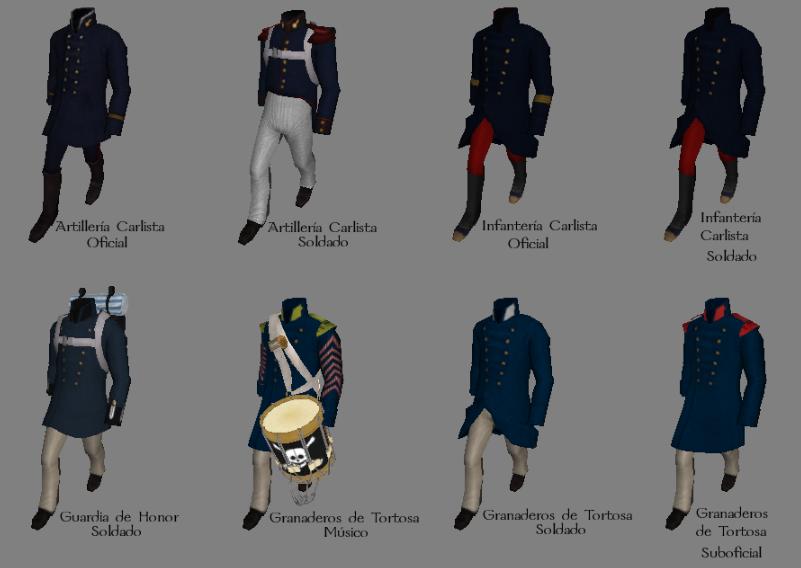 [Napoleonic Wars] España s.XIX 1ªGuerra Carlista 5d2419addea4f6a992cd7aa6c7a24b58