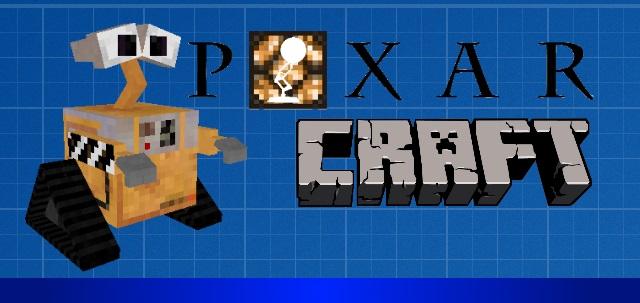 Pixarcraft Minecraft Mod