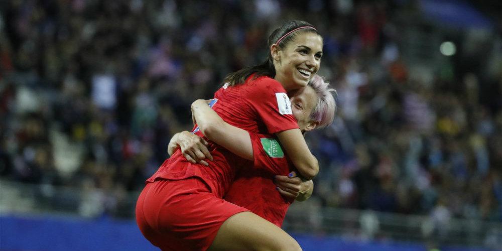 8e41859142e WK vrouwen 2019: alle uitslagen en het volledige programma ...