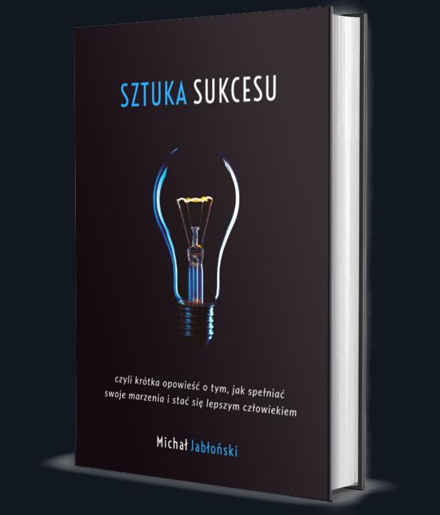 książka Sztuka Sukcesu