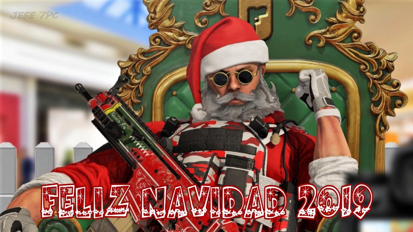 Imagen Feliz Navidad 2019