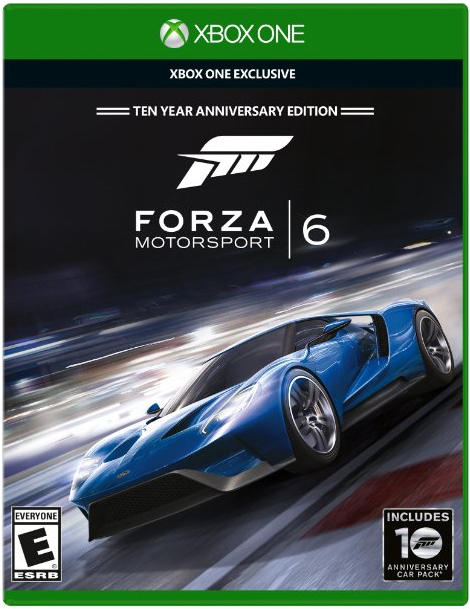 Forza Motorsport 6 - Game/Features FAQ - Forza 6 Discussion