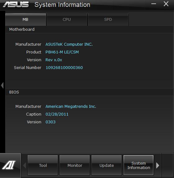 ASUS P8H61 R2.0 BIOS 0401 WINDOWS 8 DRIVER DOWNLOAD