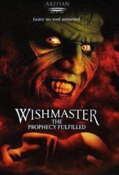 Wishmaster 4: La profecía