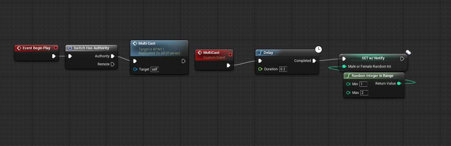 Is it possible to set a skeletal mesh and animation blueprint at alt text malvernweather Gallery