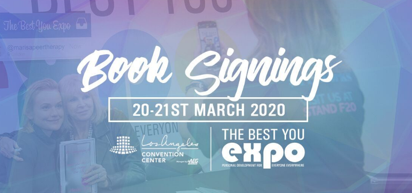 Best Self Development Books 2020 FREE: Book Signings Los Angeles Convention Center Tickets, Fri 20