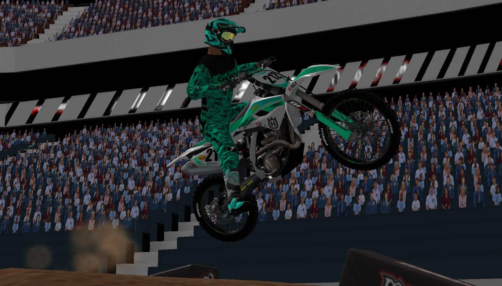 Vibrant Designs Debut Mx Simulator