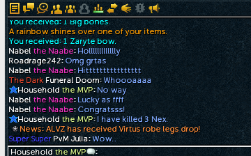 Joined A Nex Mass Today To Learn How To Kill Nex And This Happened