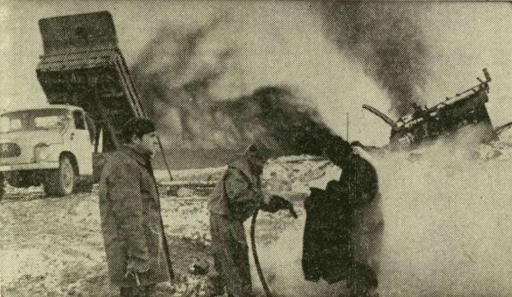 50 éve volt az algyői olajkatasztrófa